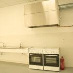 κουζίνες και νιπτήρες στο καμπινγκ