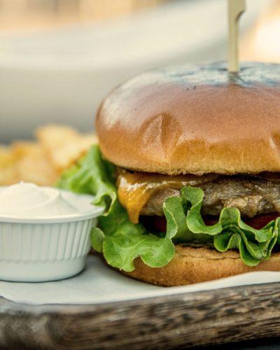 burger στο mareleon